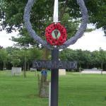 CVA Memorial & Wreath