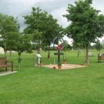 CVA Memorial & Benches