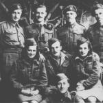Roy Montague Smith, Malcolm Elliott and others, 43RM Cdo