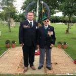 Billy Moore, No. 5 Commando, and Mark Heard