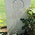 Lieutenant David Clifford LLoyd