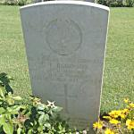 Lance Corporal George Thomas Robinson