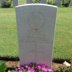 Lieutenant Peter Francis Hugh Wray