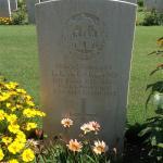 Sergeant Lindsay Ernest Albert Garland