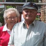 Geoff & Brenda Hill,  July 2012