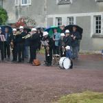 N°6 Cdo memorial ceremony 4/6/2012 Amfreville (3)