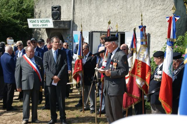 Unveiling of a monument for 1st Polish Armoured Div. 28/7/2012 (4)