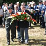 Unveiling of a monument for 1st Polish Armoured Div. 28/7/2012 (6)
