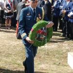 Unveiling of a monument for 1st Polish Armoured Div. 28/7/2012 (8)