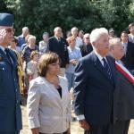 Unveiling of a monument for 1st Polish Armoured Div. 28/7/2012 (9)