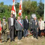 Unveiling of a monument for 1st Polish Armoured Div. 28/7/2012 (10)