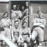 Intelligence Section Gibraltar 1943