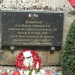 Dieppe Anniversary 2012 - 22