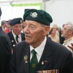 Fred Walker Dieppe Anniversary 2012