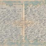 Letter home dated 8/1/44