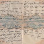 Letter home dated 25/2/44