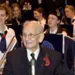 Vic Ralph at Lochaber School