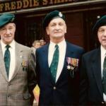 Sydney Sharman, Vic Ralph, and Douggie Neish