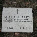 Adrianus Josephus Hagelaars