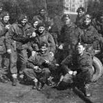 James King and others 45RM Commando