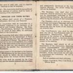 Pages 2 & 3-Old Com Ass of Army Commandos-Hugh Maines