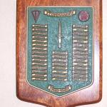 Commando Battle Honours Wall Plaque