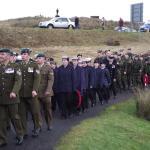 Commando Memorial, Spean Bridge  2012 -13