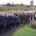 Commando Memorial, Spean Bridge  2012 -14