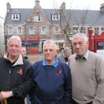 John White, Roy and Arthur Moore