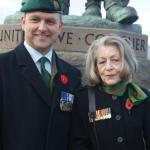 Geoff & Jennie Spean Bridge memorial