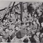 10 (IA) Cdo. 2 (Dutch) troop reinforcements on way to Holland 26 April 1945 (1)
