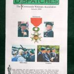 CVA Dispatches issue 2 dated  Autumn 2004