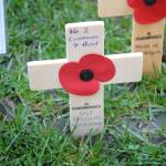 Cross for Sgt Douglas Webster No2 Commando 4 troop