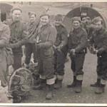 Group from No.12 Commando at Voxter Camp, Shetlands (3)