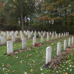 Adegem Canadian War Cemetery, Belgium.