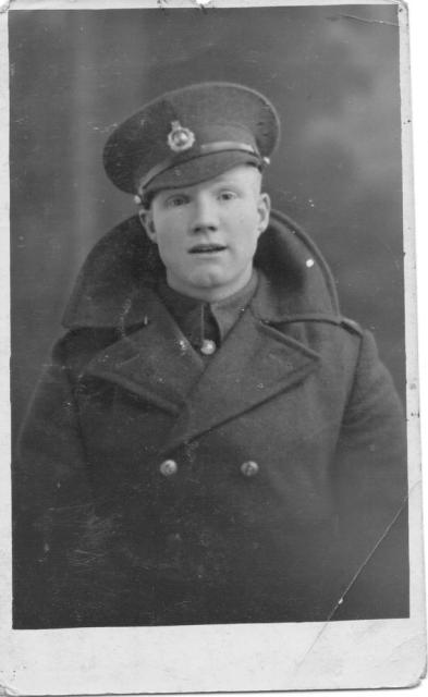 William Noakes, Royal Marines, 17th Feb 1940