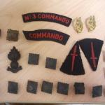 Bill Wright's Rank & Insignia Grouped