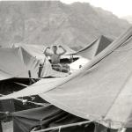 Dhala Camp, Aden, 1961