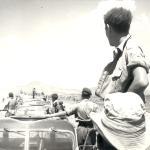 Dhala Convoy, Aden,  45 Commando RM 1961