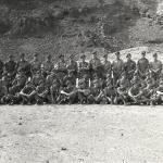 45 Commando RM  'B' Troop  Aden circa 1961.