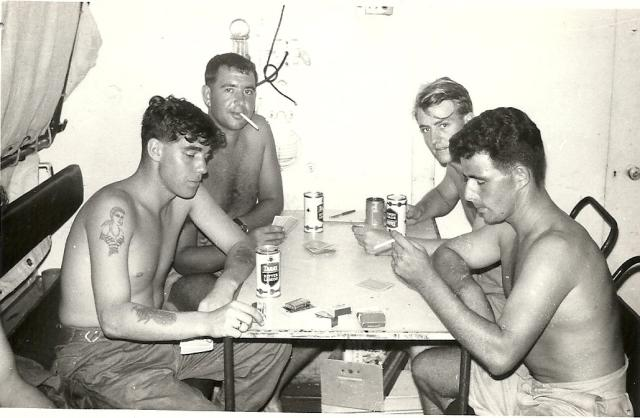 Ed Casey and others , 45 Commando, Aden, 1961