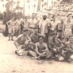 Group from 42RM Commando, Cocanada,  23 Jul 1944