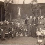 Christmas Eve 1943 United Services Club Alexandria