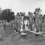 The Funeral of Marine Gerald 'Scouse' Kierans, 42 Commando RM 'L' Company (4).
