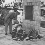 Memorial Service and unveiling of the plaque at  Limbang