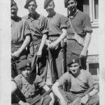Sgt Noakes MM and his sub section of 'B' troop at Malente 1945 (2)