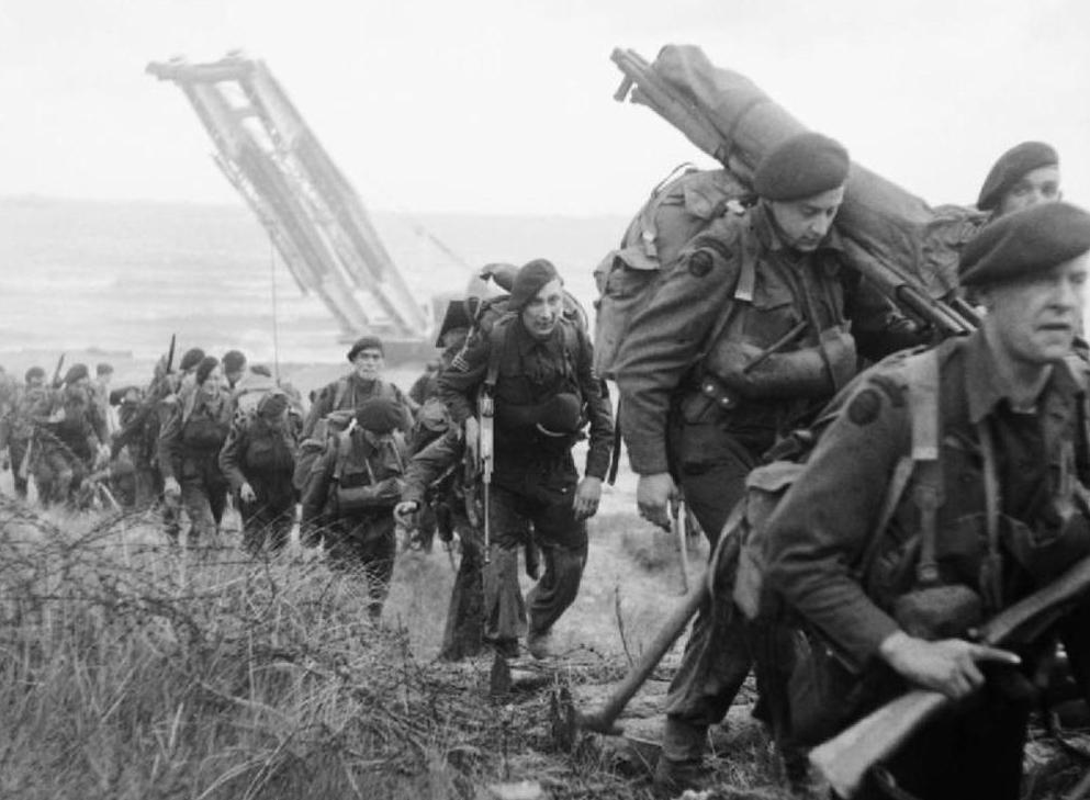 No 4 Commando D Day