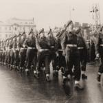 No. 9 Commando in the Victory Parade