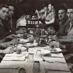 Malcolm Elliott and others from 43RM Commando