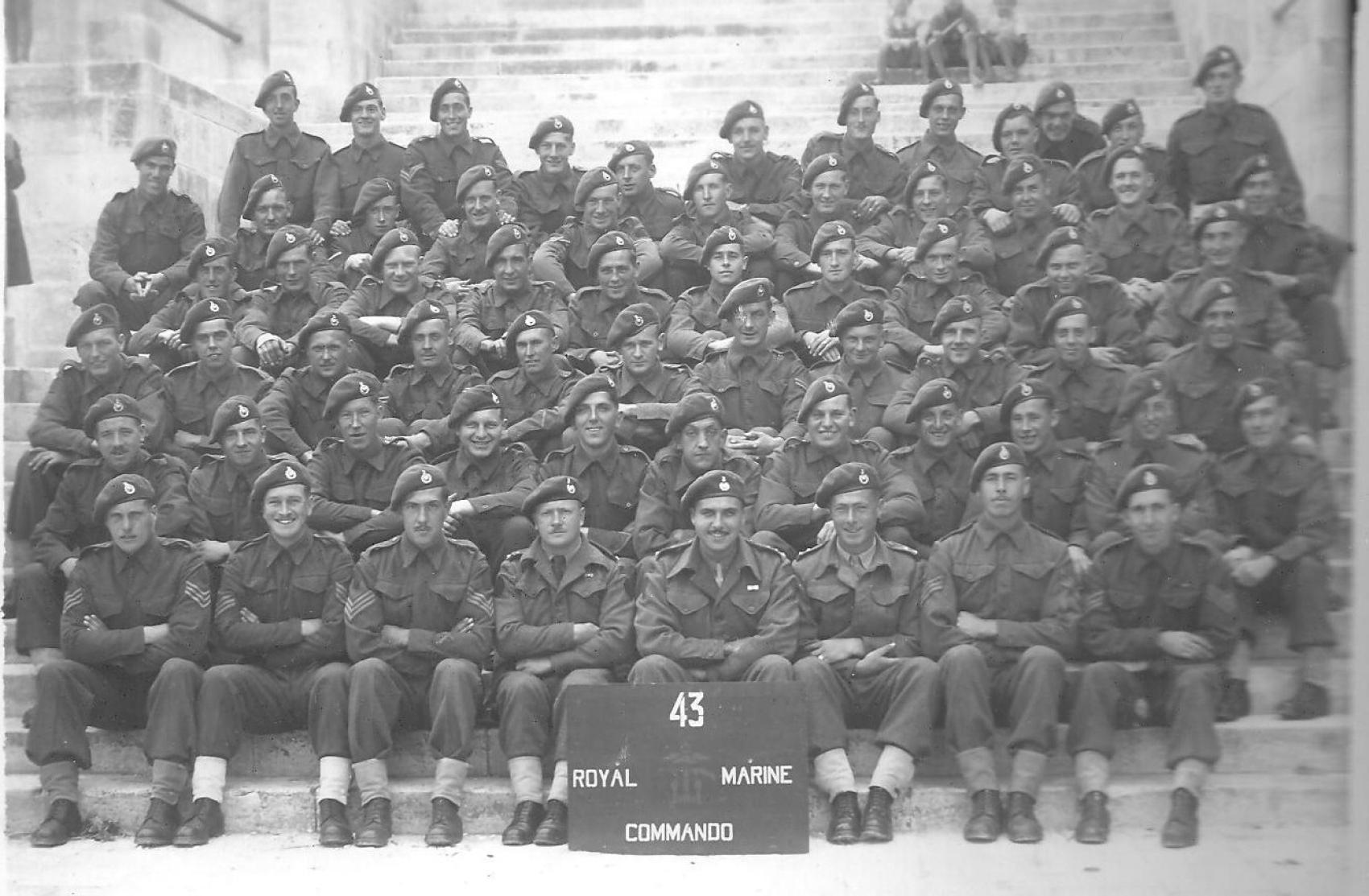 43 RM Commando  'A' Troop